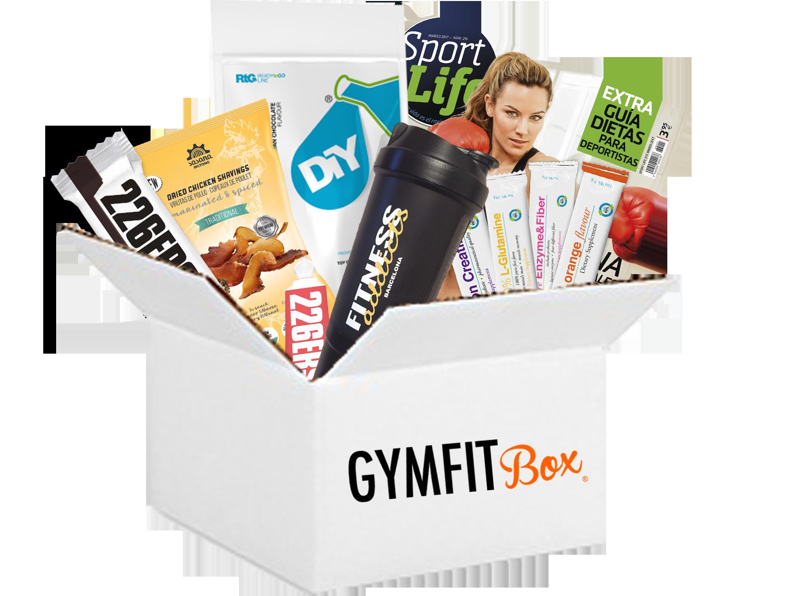 Gymfitbox Marzo