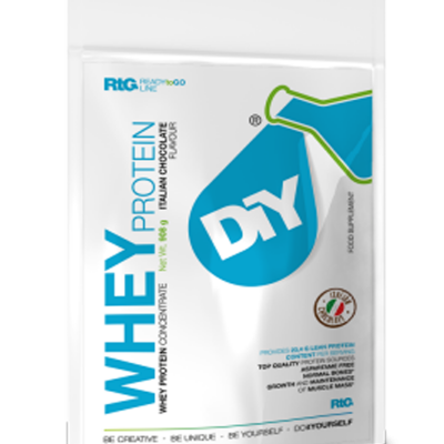 Whey Protein DIY