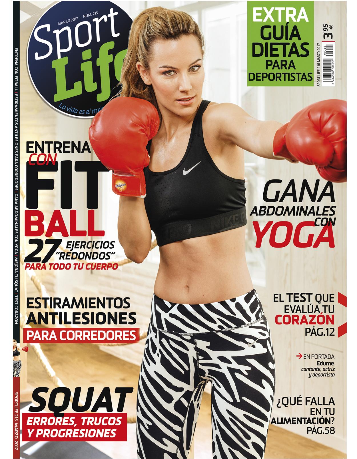 Revista Sport Life Marzo