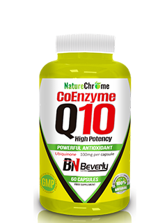 Coenzima Q10 de Beverly Nutrition