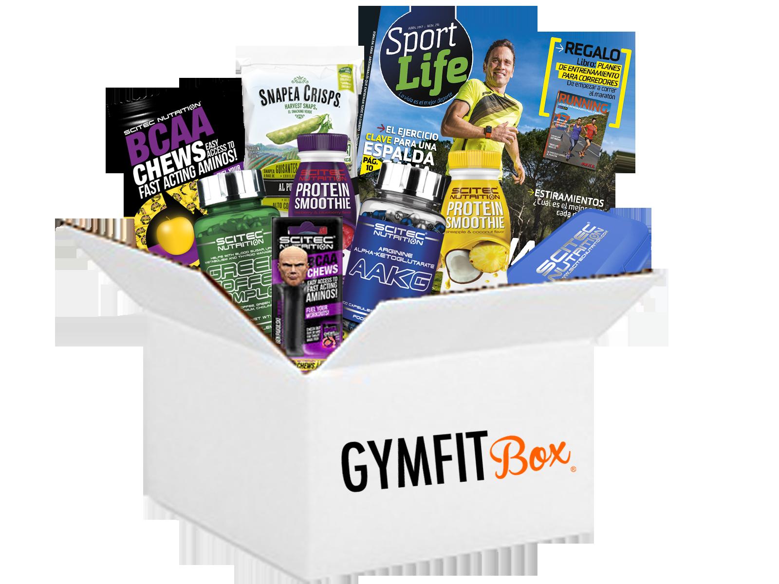 Gymfitbox Abril