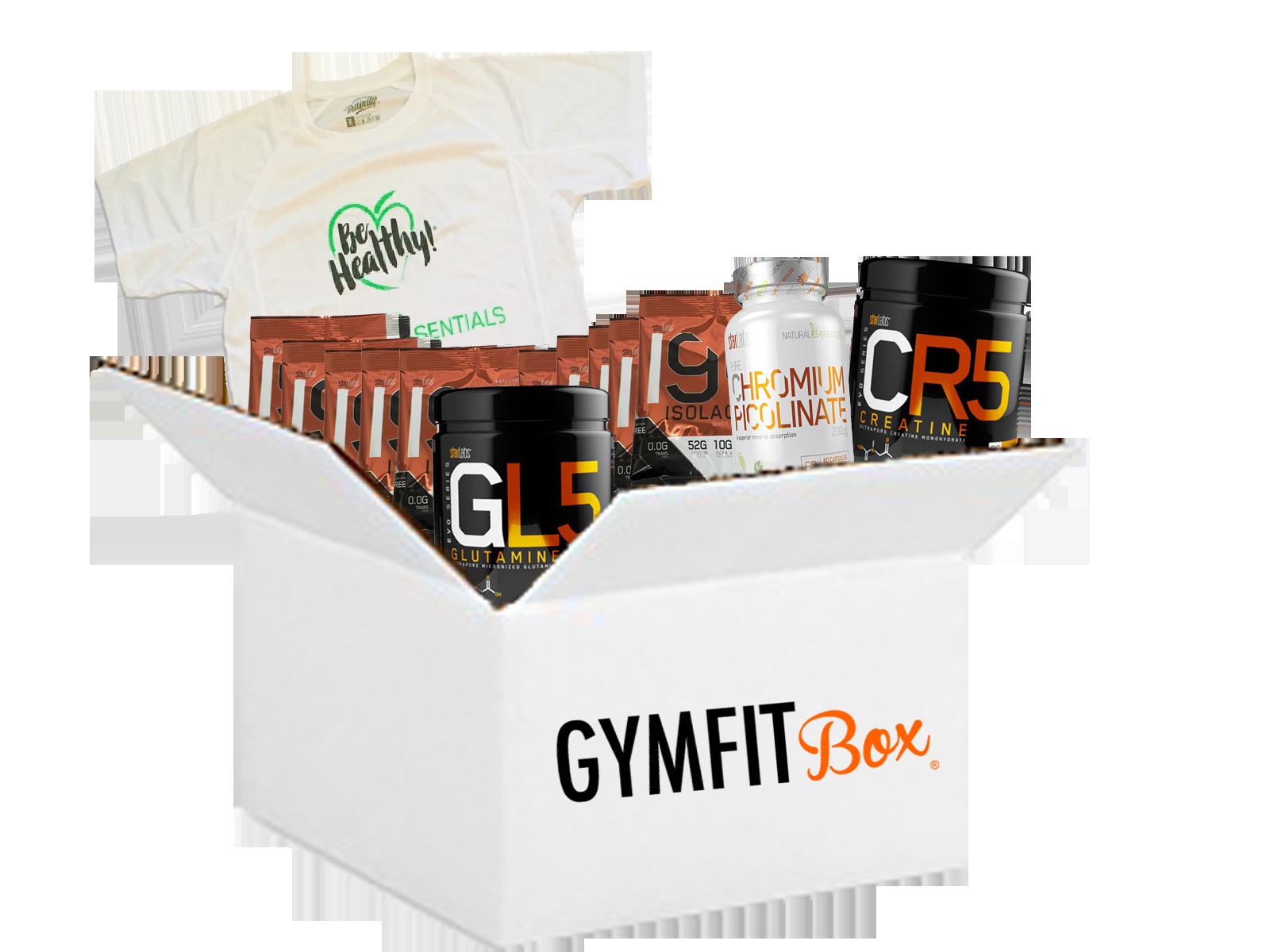 Gymfitbox Agosto 2106