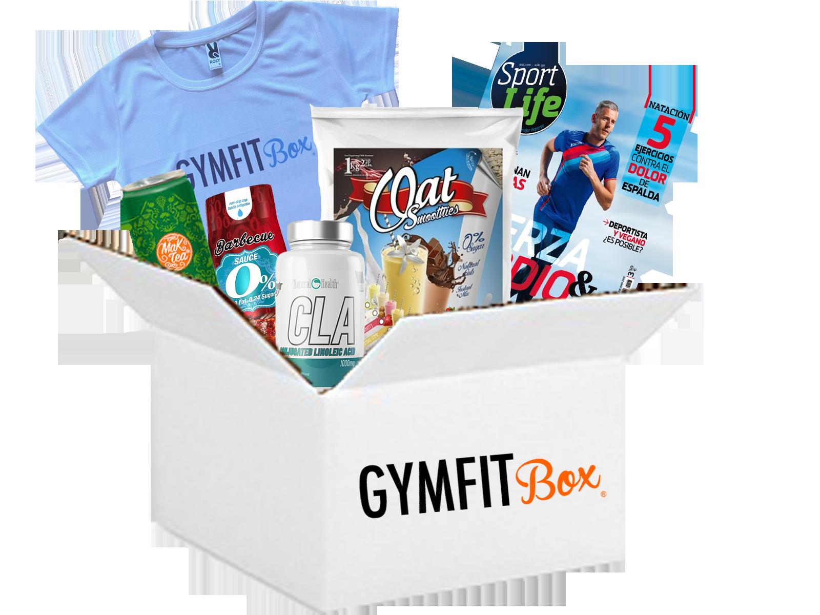 Gymfitbox Junio 2106