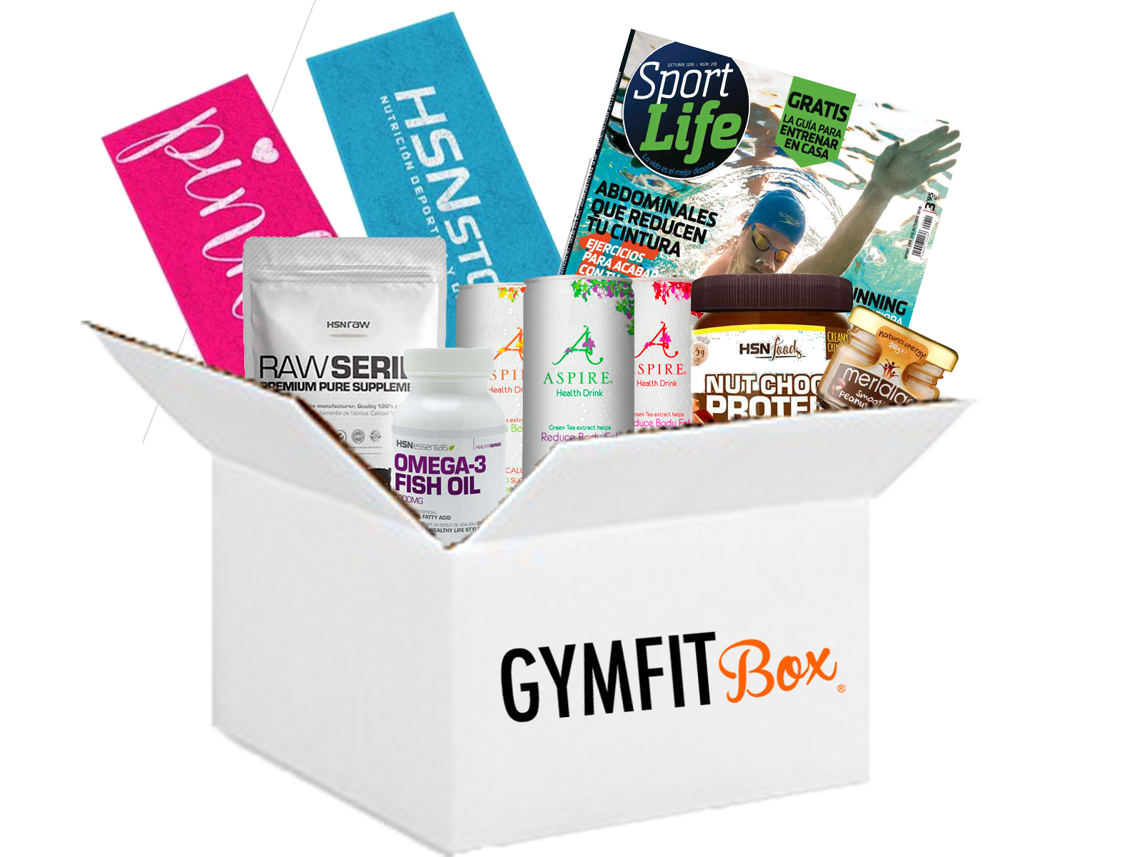Gymfitbox Octubre 2106