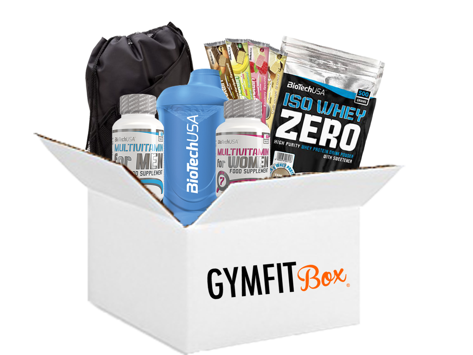 Gymfitbox Julio 2106