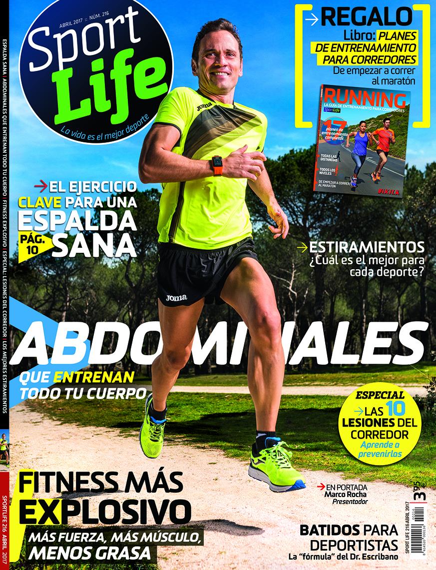 Revista Sport Life Abril
