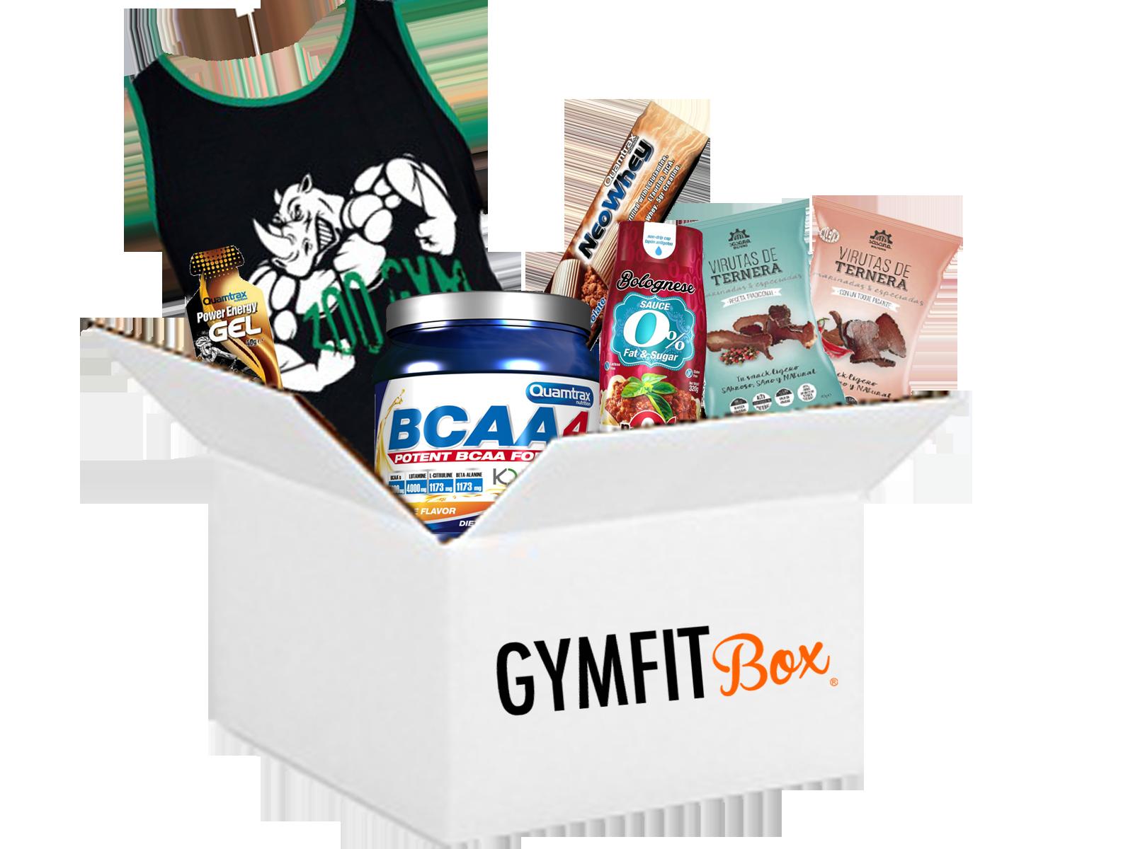 Gymfitbox Septiembre 2106