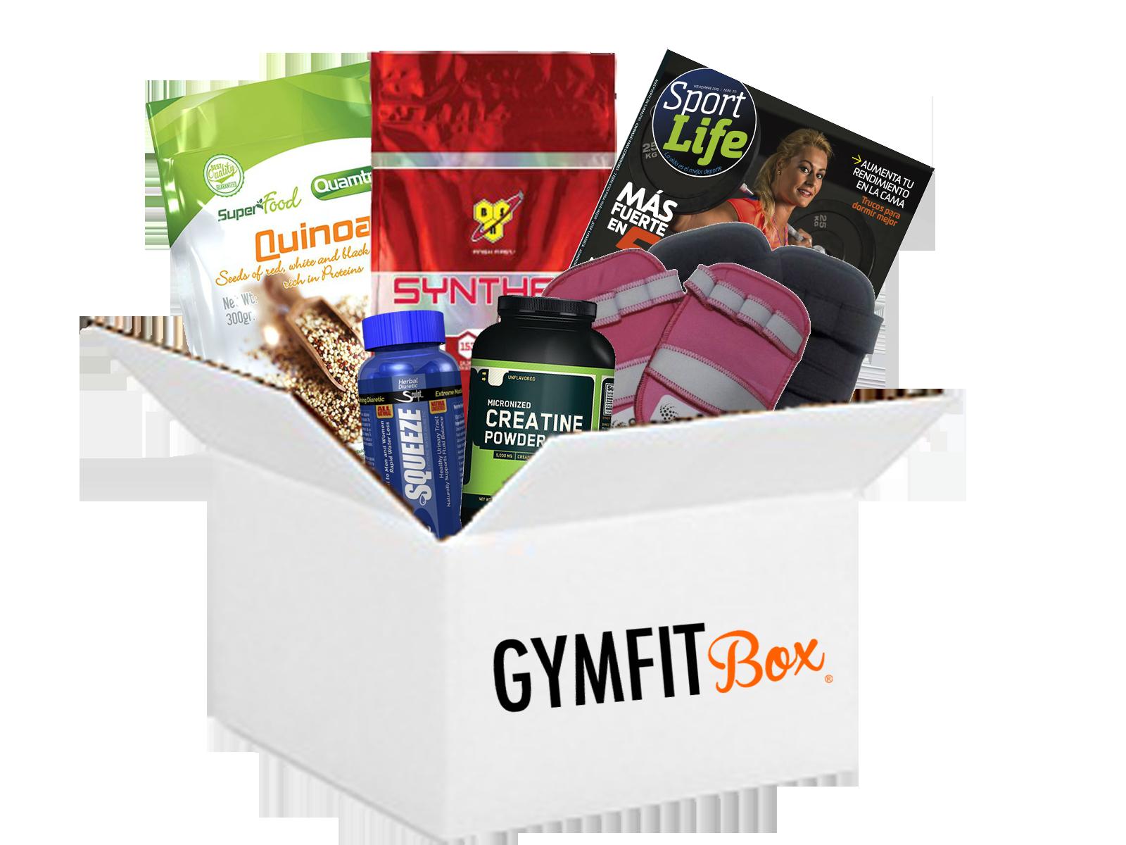 Gymfitbox Noviembre 2106