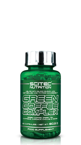 Green Coffee Scitec Nutrition