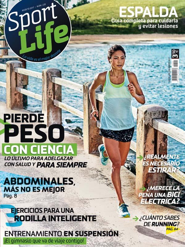 Revista Sport Life Agosto