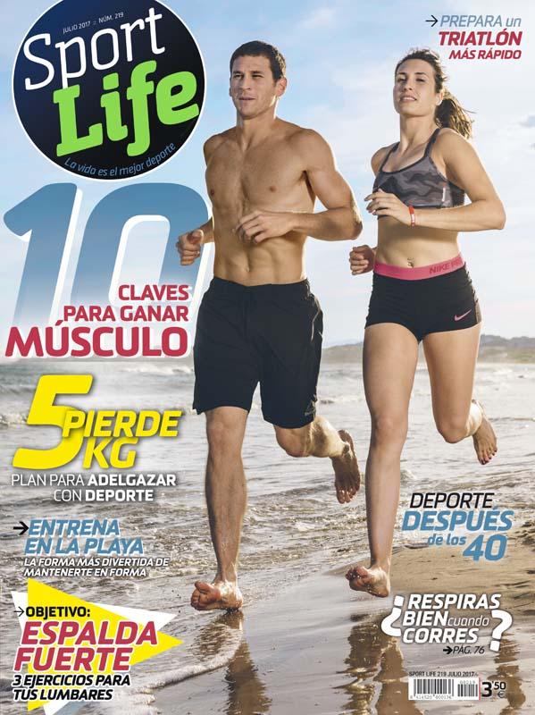Revista Sport Life Julio