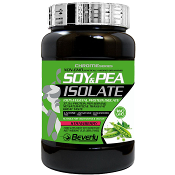 Isolate Soy Beverly Nutrition