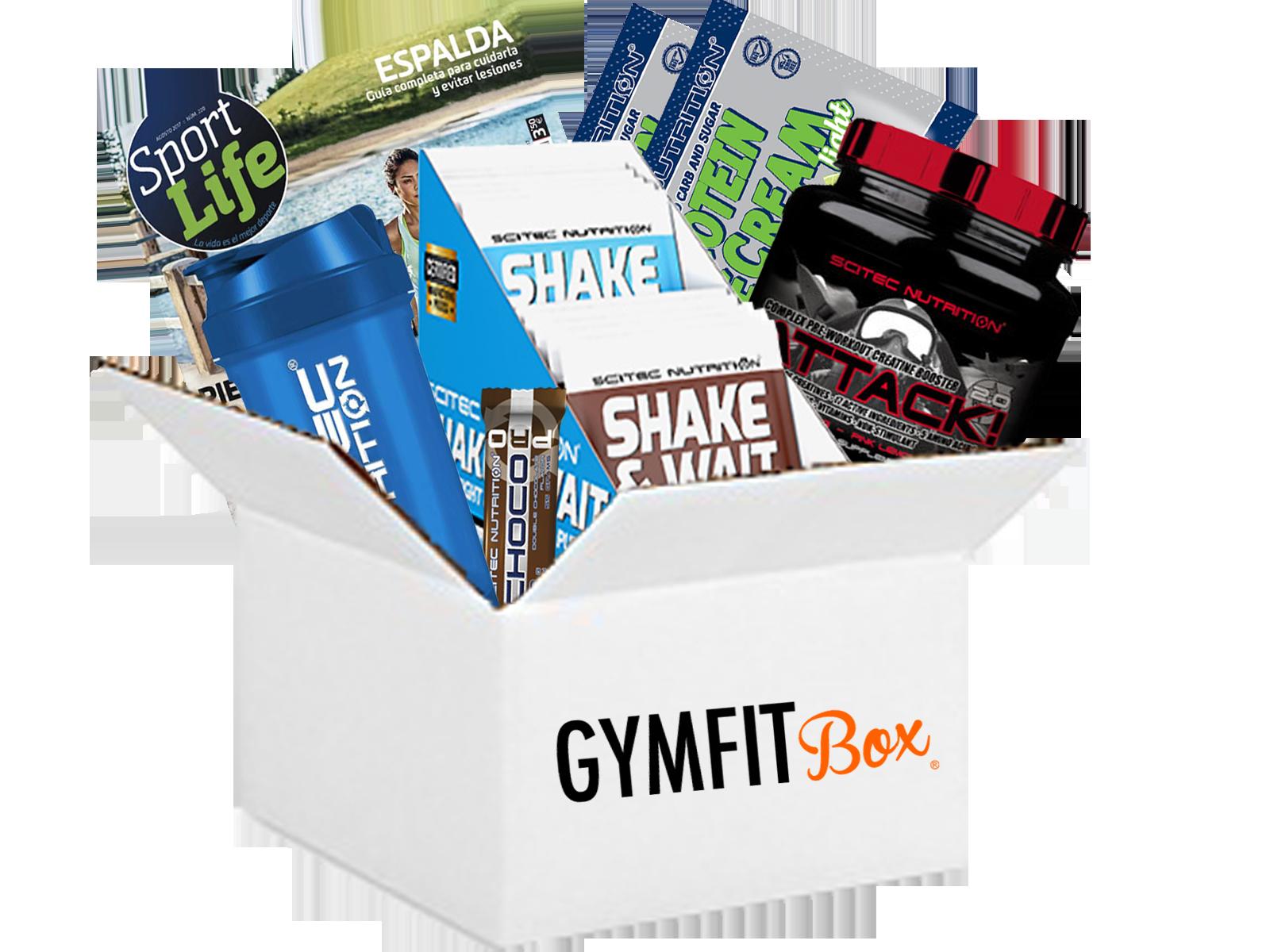 Gymfitbox Agosto