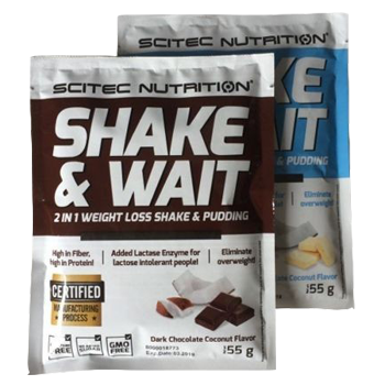 Shake&wait dosis Scitec nutrition