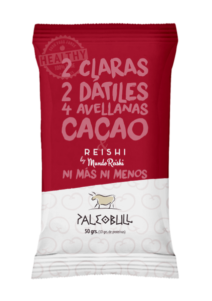 Barrita proteína reishi paleobull