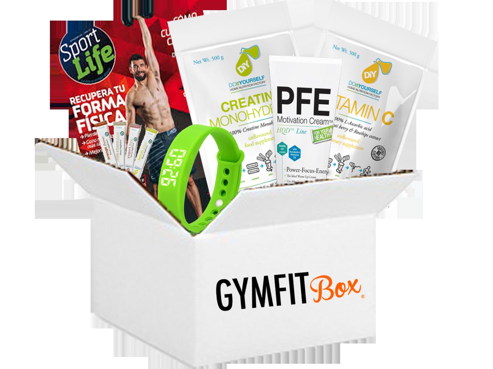 Gymfitbox Septiembre