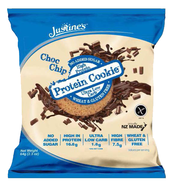 Justines - Protein cookie pepitas de chocolate
