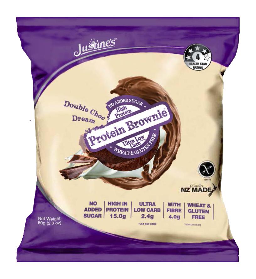 Justines - Brownie choco