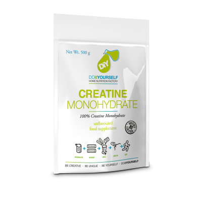 Creatine Monohydrate DIY