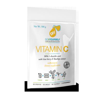 Vitamine C powder DIY